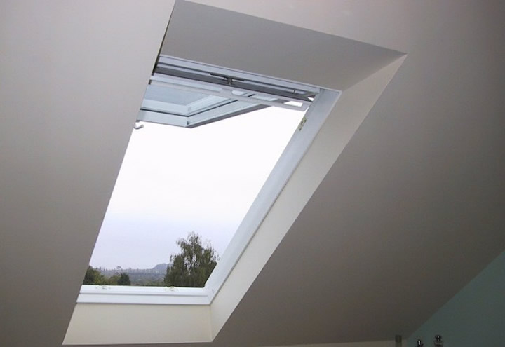 Velux Top Hung Window